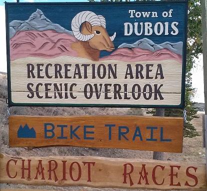 Dubois chariot races