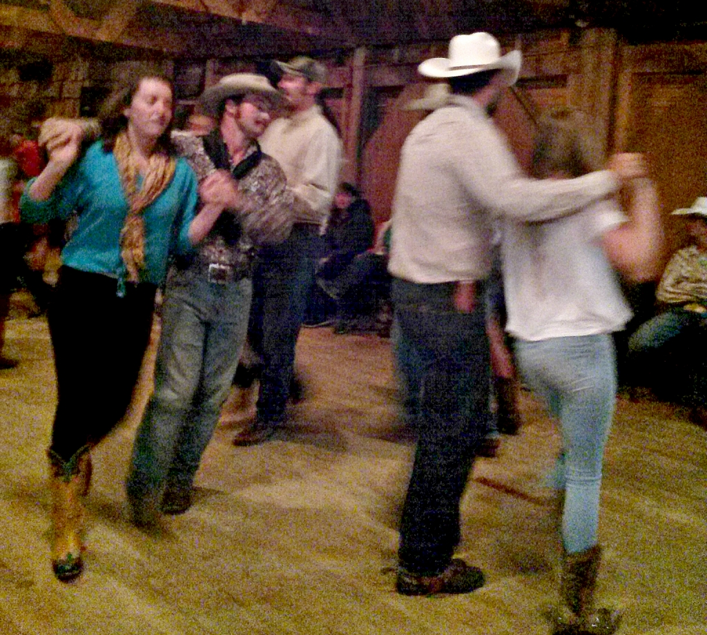 Square Dance @ Rustic Pine Steakhouse - Frontier Room