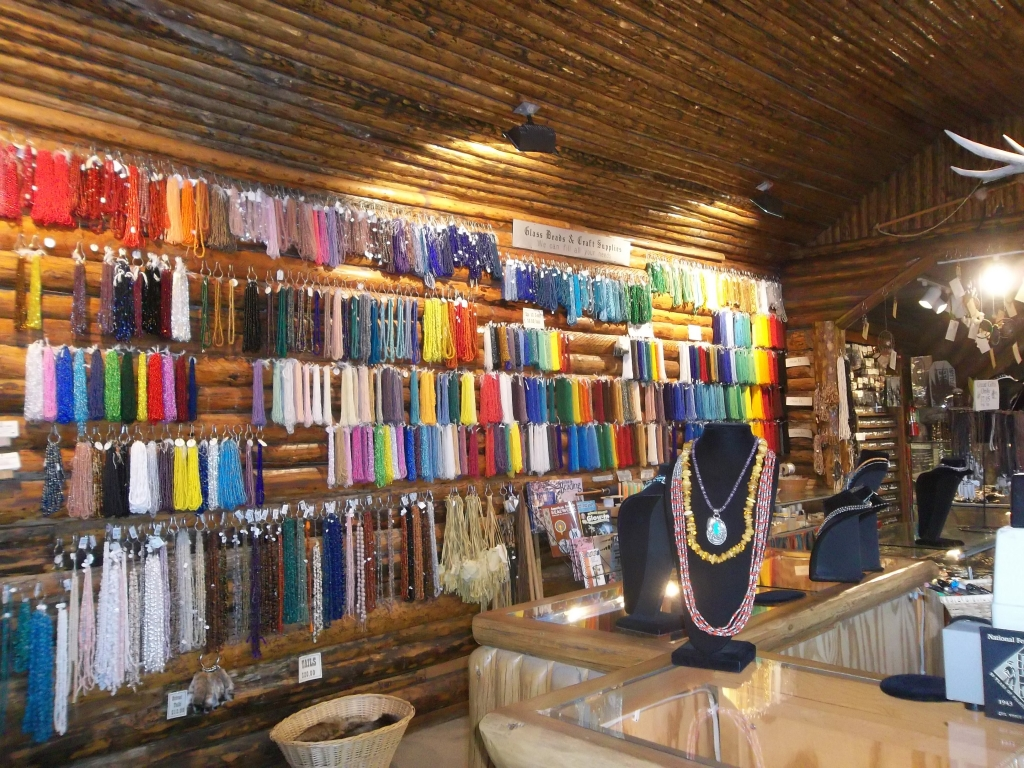 Tukadeka Traders bead shop