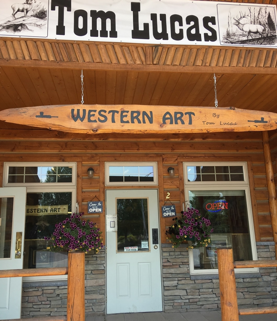 Tom Lucas Western Art