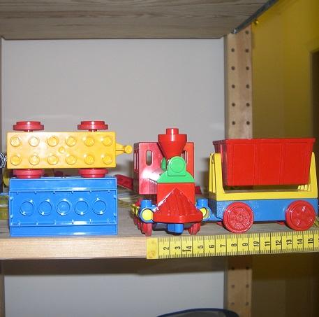Dubois Lego/Duplo Club for Toddler/Pre-K @ Dubois Public Library