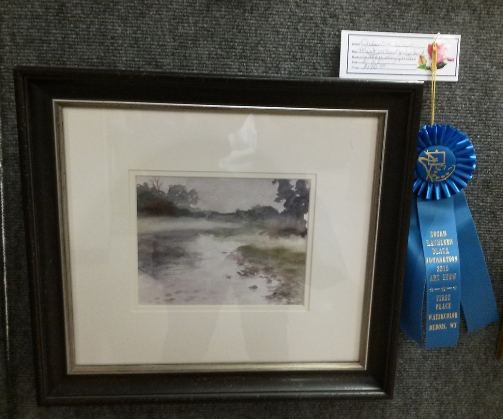 National Wind River Valley Art Show @ Headwaters Center